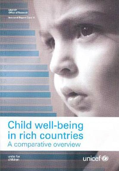 Child well-being in rich countries - Peter Adamson