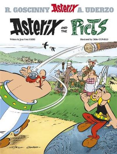 Asterix: Asterix and the Picts - Jean-Yves Ferri