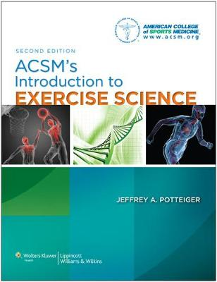 ACSM's Introduction to Exercise Science - American College of Sports Medicine