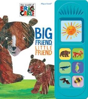 Big Friend, Little Friend - Eric Carle
