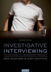 Investigative Interviewing - Eric Shepherd Andy Griffiths