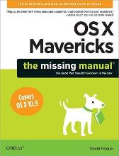 OS X Mavericks: The Missing Manual - David Pogue