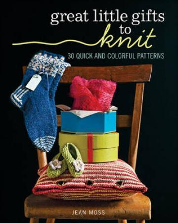 Great little gifts to knit - 