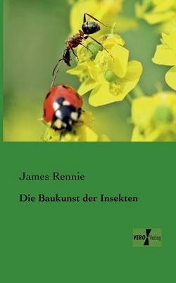 Die Baukunst Der Insekten - James Rennie