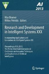 Research and Development in Intelligent Systems XXX - Max Bramer Miltos Petridis