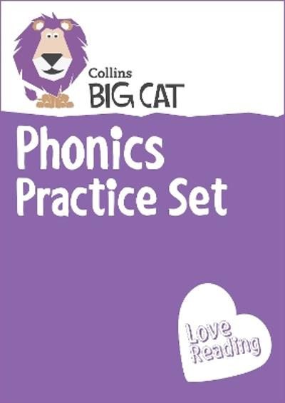 Complete Phonics Starter Set - Collins Big Cat