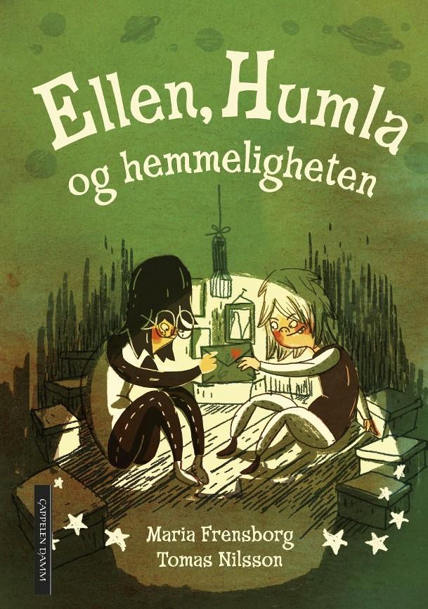 Ellen, Humla og hemmeligheten PDF ePub
