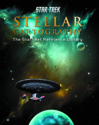 Star Trek Stellar Cartography - Larry Nemecek