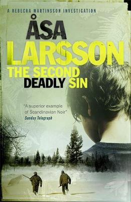 The Second Deadly Sin - Asa Larsson