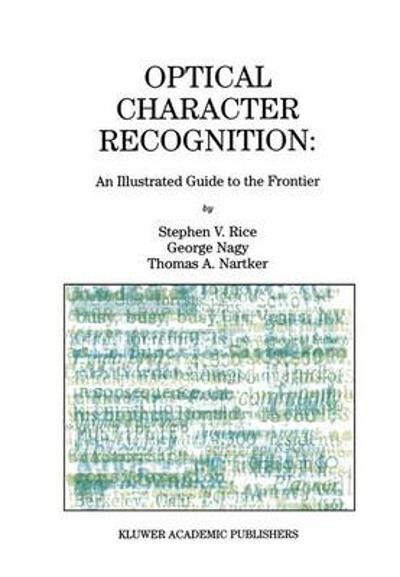 Optical Character Recognition - Stephen V. Rice