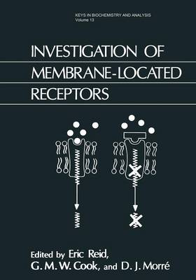 Investigation of Membrane-Located Receptors - Eric Reid