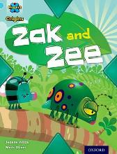 Project X Origins: Light Blue Book Band, Oxford Level 4: Bugs: Zak and Zee - Jeanne Willis Mark Oliver