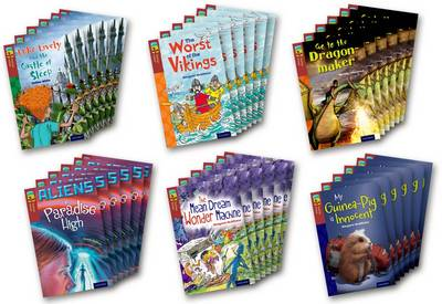 Oxford Reading Tree TreeTops Fiction: Level 15 More Pack A: Pack of 36 - Annie Dalton