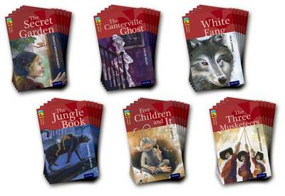 Oxford Reading Tree TreeTops Classics: Level 15: Pack of 36 - Rudyard Kipling