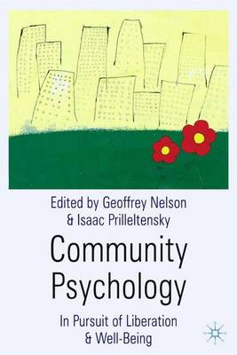 Community Psychology - Geoffrey Nelson
