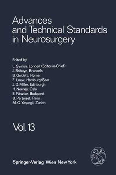 Advances and Technical Standards in Neurosurgery - J  D