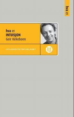 Hva er intuisjon PDF ePub