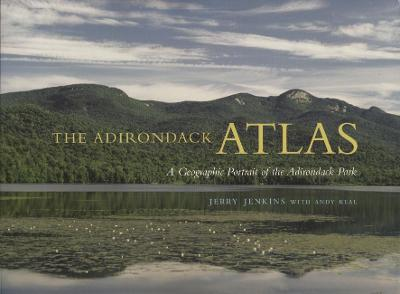 The Adirondack Atlas - Jerry B. Jenkins
