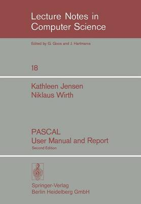 PASCAL User Manual and Report - Kathleen Jensen