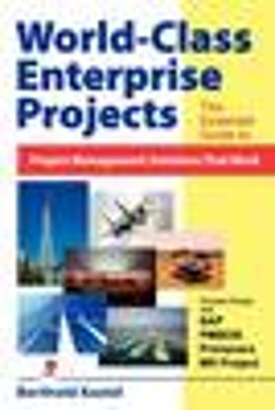World-Class Enterprise Projects - Berthold Kastel