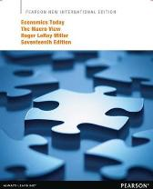Economics Today: Pearson New International Edition - Roger LeRoy Miller