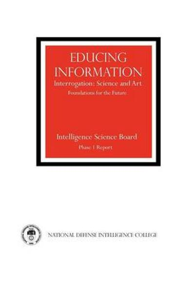 Educing Information - Intelligence Science Board