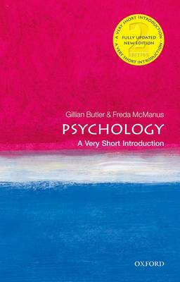 Psychology: A Very Short Introduction - Gillian Butler
