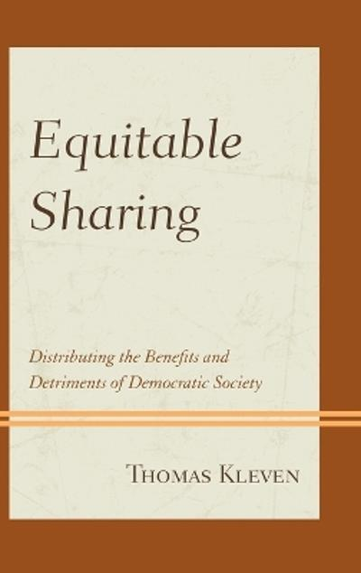 Equitable Sharing - Thomas Kleven