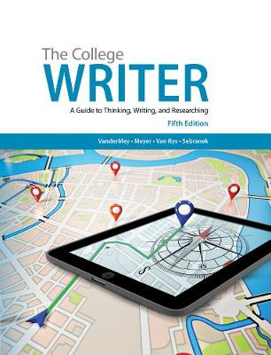 The College Writer - Verne Meyer