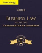 Cengage Advantage Books: Business Law - Roger LeRoy Miller