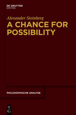 A Chance for Possibility - Alexander Steinberg