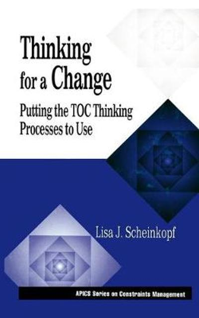 Thinking for a Change - Lisa J. Scheinkopf