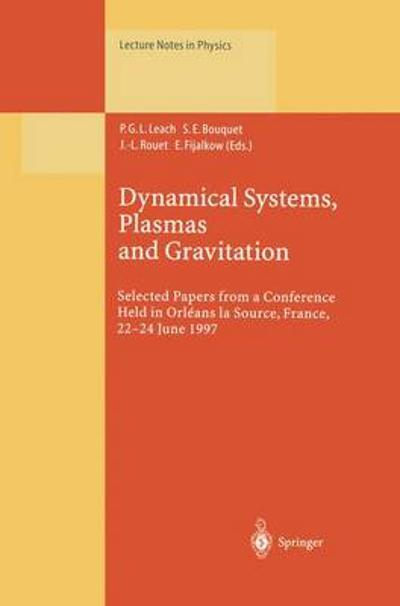 Dynamical Systems, Plasmas and Gravitation - P.G.L. Leach