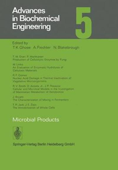 Microbial Products - Karl Schugerl