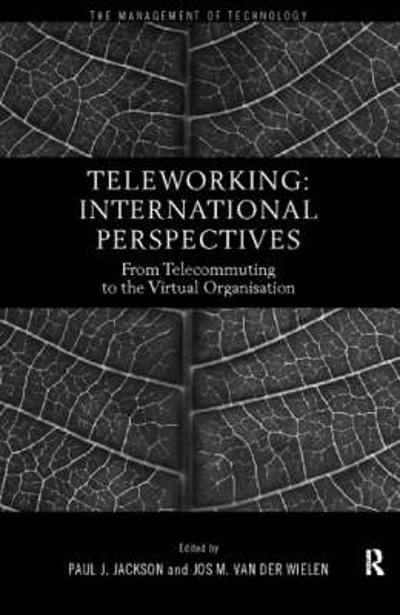 Teleworking - Paul J. Jackson
