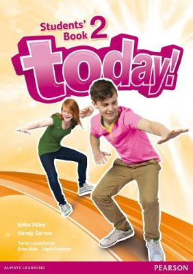 Today! 2 Students' Book - Brian Abbs
