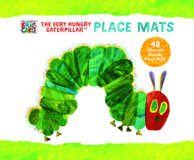 The World of Eric Carle the Very Hungry Caterpillar Place Mats - Eric Carle
