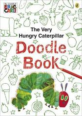 The Very Hungry Caterpillar Doodle Book - Eric Carle