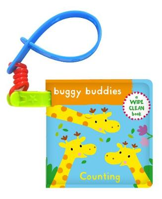 Wipe-Clean Buggy Buddies: Counting - Jo Moon