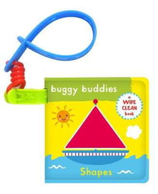 Wipe-Clean Buggy Buddies: Shapes - Jo Moon