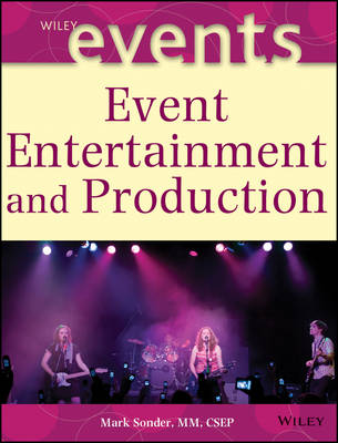 The Event Entertainment and Production - Mark Sonder