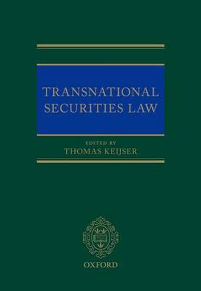Transnational Securities Law - Thomas Keijser
