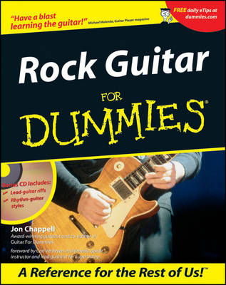 Rock Guitar for Dummies - Jon Chappell