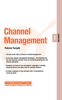 Channel Management - Patrick Forsyth