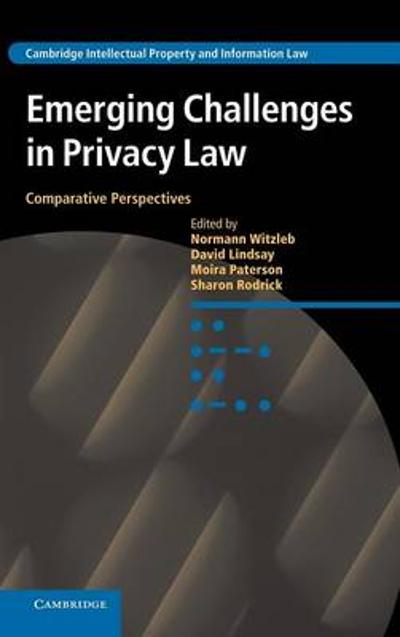 Emerging Challenges in Privacy Law - Normann Witzleb