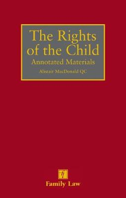 Rights of the Child - Alistair MacDonald
