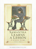 Samantha Learns a Lesson - Susan S Adler