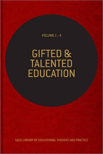 Gifted and Talented Education - Barbara Kerr