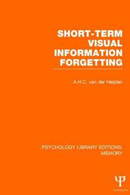 Psychology Library Editions: Memory - Various