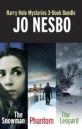 Harry Hole Mysteries 3-Book Bundle - Jo Nesbo